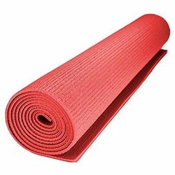 "1/8""  Studio Quality Yoga Mat, Exercise Fitness Mat with Cus"