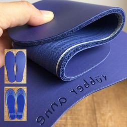 100% Non-Toxic Natural Tree Rubber Anne Yoga Mat Shoe Insole