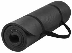 BalanceFrom GoYoga All-Purpose 1/2-Inch Extra Thick High Den
