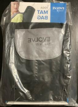 EVOLVE YOGA MAT BAG-Fitness / Gym Tote Carry Exercise Bag