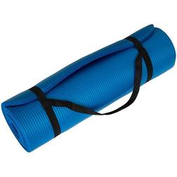 Fitness Yoga Mat Extra Thick .50 Padding Exercise Foam 71 x