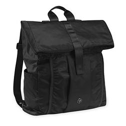 Gaiam Holds Everything Yoga Mat Bag Backpack with Yoga Mat C