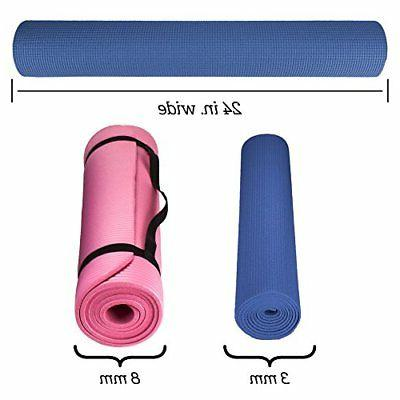 "1/8"" Quality Mat, Mat with Cushioned"