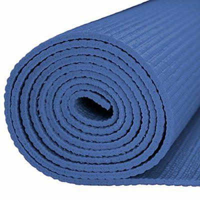 "1/8"" Quality Mat, Exercise with"