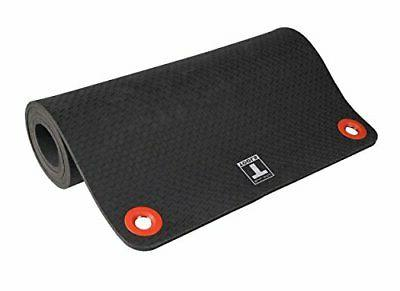body solid bstfm20 hanging exercise mat black