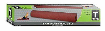Body Tools 5mm Red Yoga