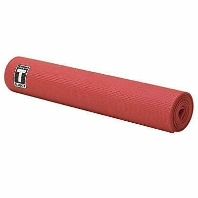 body solid tools bstym5 5mm red yoga