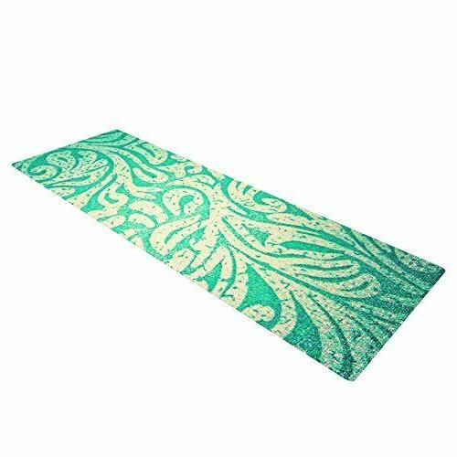 caleb troy yoga exercise mat 72x24 in