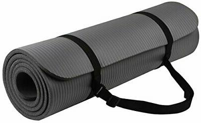 extra thick foam exercise mat