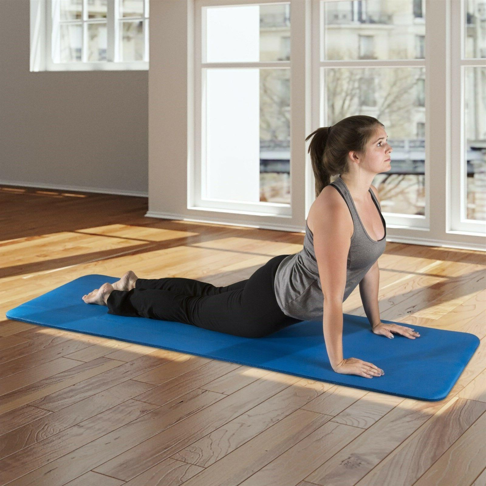 Fitness Yoga Thick Foam x Inches