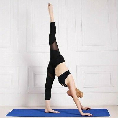 Foam 1/2-Inch Extra Long Yoga and