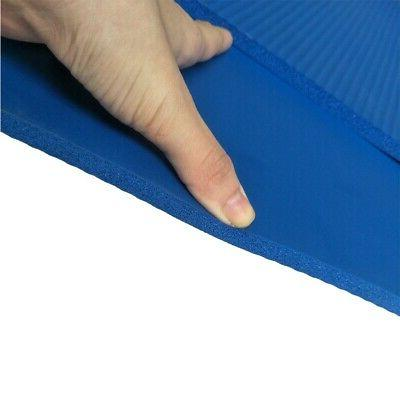 Foam NBR 1/2-Inch Extra Long and Pilate