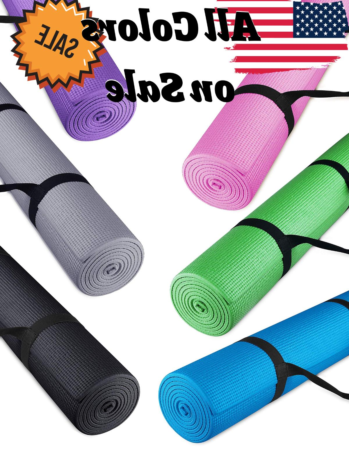goyoga all purpose 1 4 inch extra