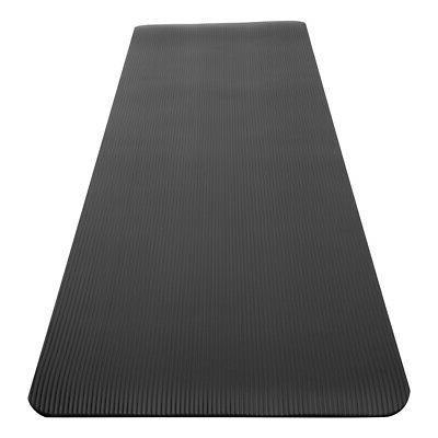 Luck-Fitness Yoga Mat Non-Slip 10mm Pad Sport Workouts Pilates Exercise