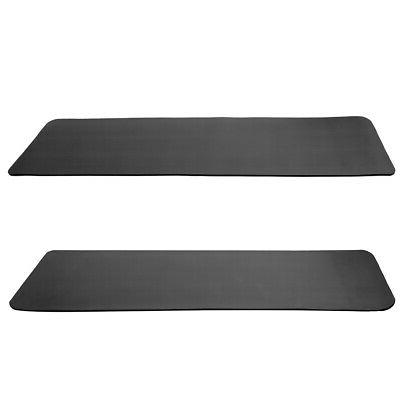 Luck-Fitness Yoga 10mm Pad Workouts Pilates Gym