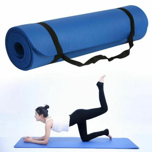 extra thick non slip yoga mat pad
