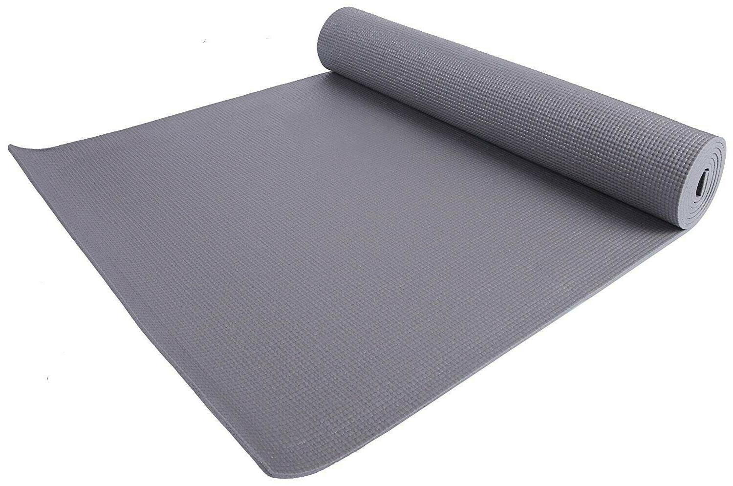 BalanceFrom Thick High Density Anti-Tear Exercise Yoga Mat with Carrying