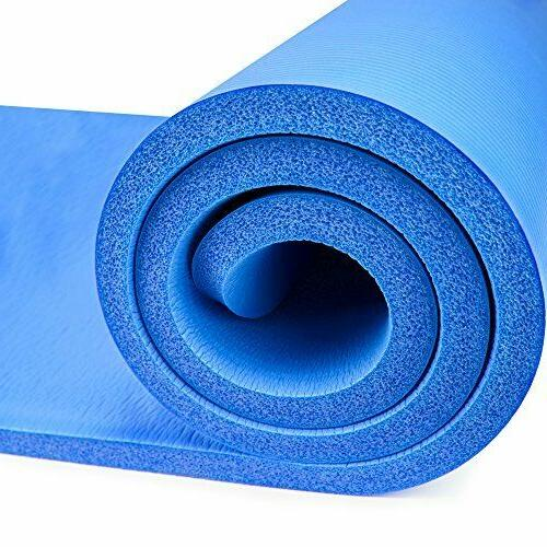 Yoga Cloud Thick Exercise Camping Mattress,4 Colors
