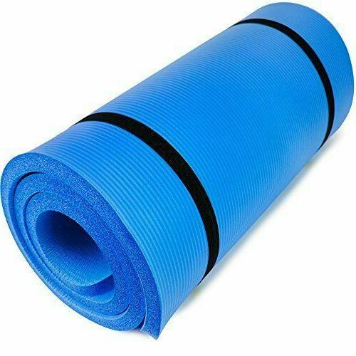 yoga cloud 1 inch ultra thick exercise