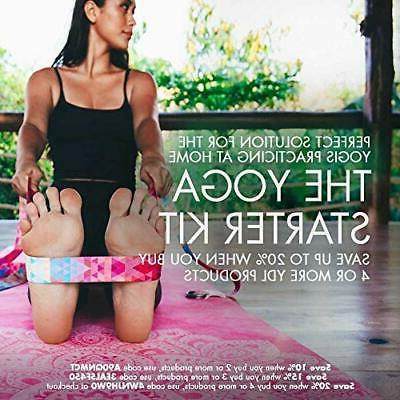 The Combo Yoga MAT | 2-in-1 Mat+Towel Eco Luxury Ideal