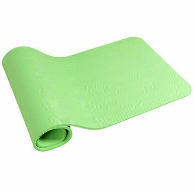 Yoga Non-Slip Absorbing Pad Workout Color Green US
