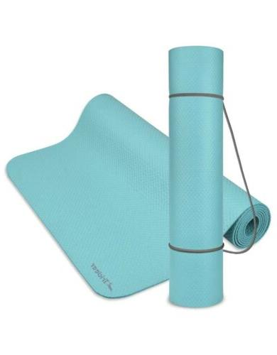 yoga mat color turquoise