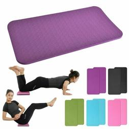 NEW Yoga Mat Thick Non-slip Durable Exercise Fitness Gym Ext