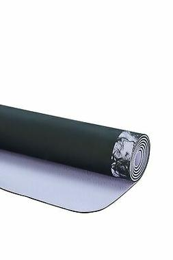 Lole Pose Yoga and Pilates Mat Lilac Marble Ocean New