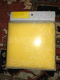 Lole Travel Yoga Mat - Lole Yellow Sports Accessorie NEW