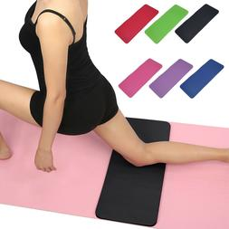 Yoga Knee Pad Cushion  Anti-Slip 15mm Thick Workout Exercise