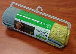 Gaiam Yoga Mat Towel Non-Slip 24x68 New with Tag